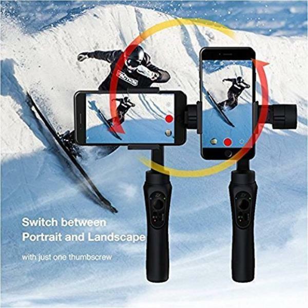 Zhiyun Smooth Q 3 Axis Handheld Cell Phone Smartphone Camera