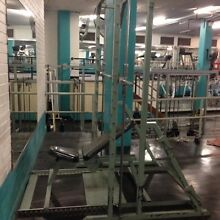 Commercial Smith Machine w Adjustable Bench Osborne Park Stirling Area Preview
