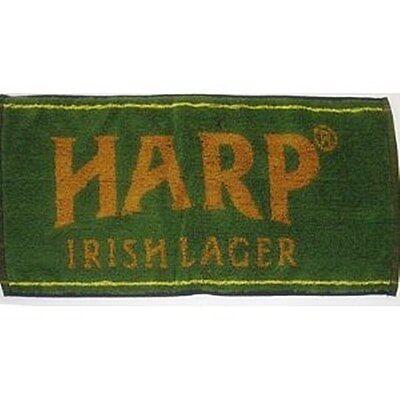 Harp Lager Cotton Bar Towel (pp)