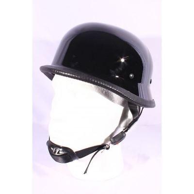 Classic German Motorcycle Motorbike Cruiser Bike Open Face Scooter Helmet - Classic Open Face Helmet