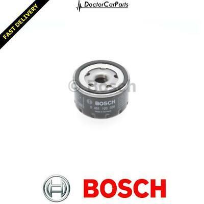 Oil Filter FOR TALBOT HORIZON 82->86 CHOICE1/2 1.9 XUD9 Diesel Hatchback Bosch