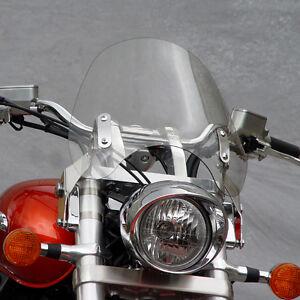 HONDA VTX1800F SPEC 1 2004-2008 N.C. SWITCHBLADE DEFLECTOR WINDSHIELD N21907 NIB