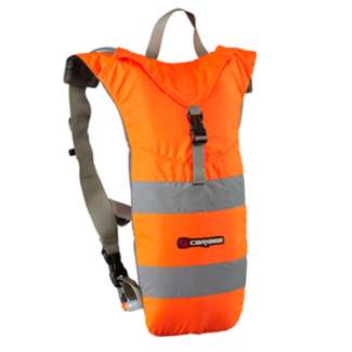 New CARIBEE NUKE 3L HYDRATION HYDRAPAK HI-VISIBILITY BACKPACK