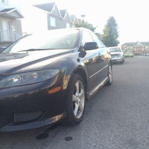 Mazda6 GT 2005
