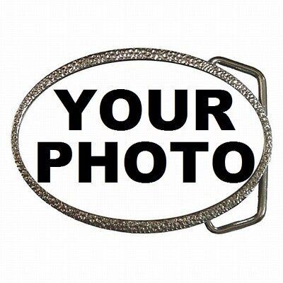 Custom Gürtel-schnalle (Belt Buckle Custom Personalized Picture Photo Logo)