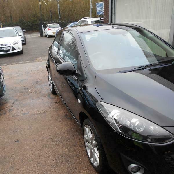 2011 Mazda 2 Sport in Met Black - Stylish - 12 Mths MOT - 3 Mths Warranty - 12 M
