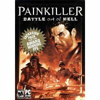 PC Painkiller Battle out of Hell Expansion pack