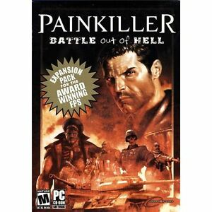 Painkiller Battle out of Hell Expansion pack pc