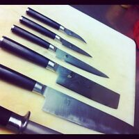 Shun knives for sale