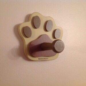 "Cute Pair Of Bear Paw Coat Hooks By ""Woolrich "" Kitchener / Waterloo Kitchener Area image 3"