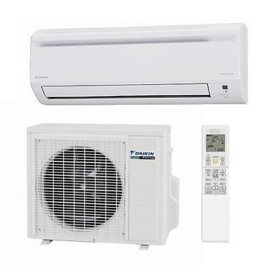 9,000 Btu 24.5 Seer Daikin Single Zone Ductless Mini Split H