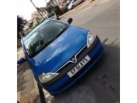 Cheap car Vauxall corsa