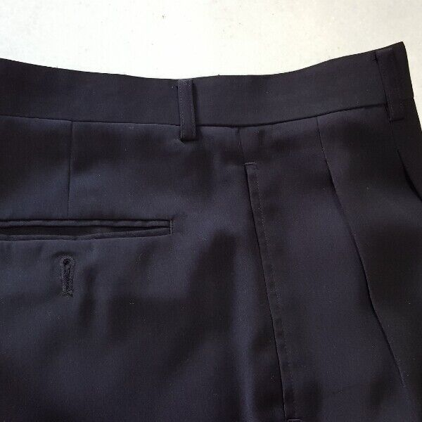 Office Long Black Pant