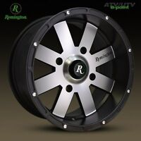 "12"" Remington atv/utv rims Arctic Cat bolt pattern"