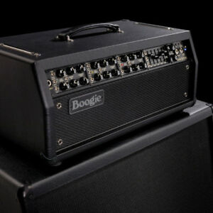 Mint Mesa Boogie Mark V 90 Watt Guitar Amp Head with Covers