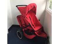 Phil and Ted double classic buggy £100 collection only