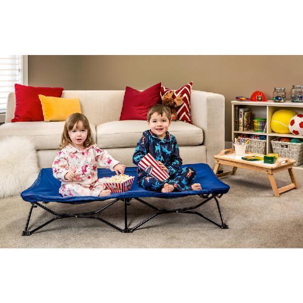 Portable Toddler Bed Cot Kids Travel Bedding Camping Daycare