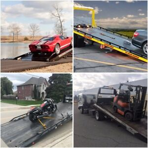 TOWTRUCK FLATBED SERVICE | GTA 24/7