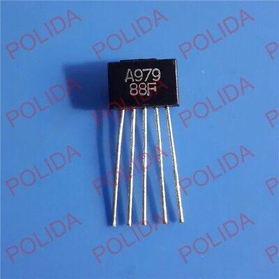 5pcs Audio Transistor Mitsubishi Sip-5 2sa979 A979
