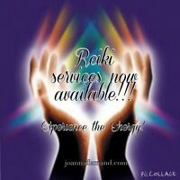 Reiki Services available in Willowgrove!!!