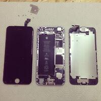 Réparation Ecran (Repair) Iphone 6: 129$ (-20mn) **PROMOTION**