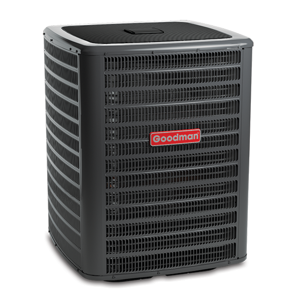 Goodman GSX130301 13 SEER 2.5 Ton 1-Speed Split System Air Conditioner Condenser 1