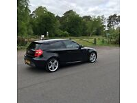 Huge spec Bmw 120d m sport better than 123d . 1 series e81 swap s3 , seat k1 , gsxr , bike?