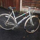 Ladies Peugeot racing bike with atraight handle bars