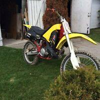 motocross a vend ou echanger