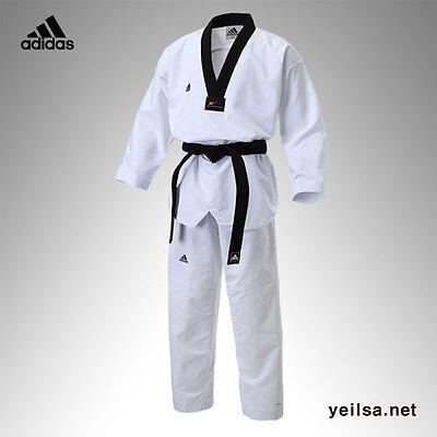 ebd7d2b7d6e ADI-FIGHTER adidas fighter taekwondo dobok ultra-light karatedo CLIMA LITE