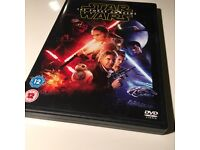 Star Wars - The Force Awakens DVD