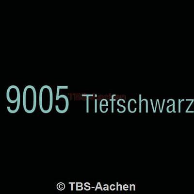 """Brantho Korrux """"3 in 1"""" 5 Liter Ral-Ton 9005 Schwarz"""
