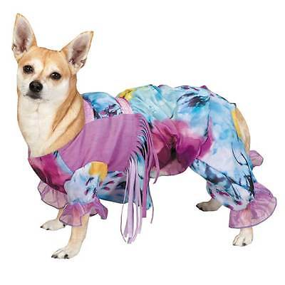Hippie Hound Dog Costume - Dog Hippie Costume