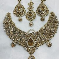 BOLLYWOOD STYLE INDIAN AND WESTERAN JEWELLERY