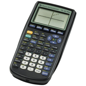 TI83 Plus Calculator