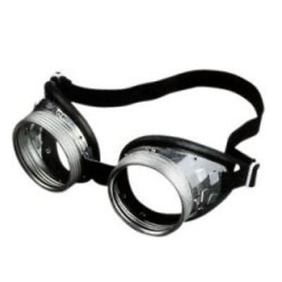Schraubringbrille Stockholm DIN 5 Stockholm Glas: farblos Schutzbrille