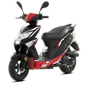 Lexmoto Echo 50cc Scooter/Moped-New Euro 5 Due Soon - Deposit being taken