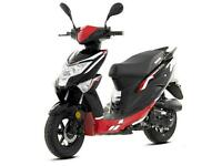 Lexmoto Echo 50cc Scooter/Moped-Best Selling in UK-Now In Stock-16 Year old Lega