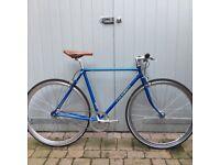 Custom Vintage/Retro Bikes