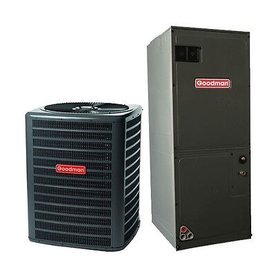3 Ton 14 Seer Goodman Air Conditioning System GSX140371 - ARUF37D14
