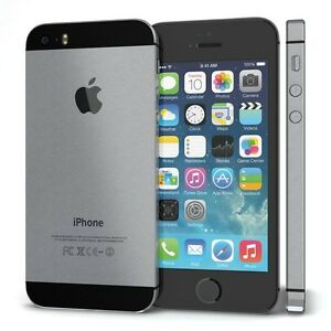 iPHONE 5S 64GB FACTORY UNLOCKED WITH WARRANTY 30 DAYS!!!