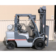 Immaculate Nissan 3 Tonne Forklift Perth Perth City Area Preview