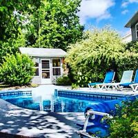Executive House With Pool Upstairs Room To Rent Dieppe