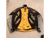 Ladies Belstaff motorbike jacket and trousers