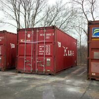 *** 20ft steel sea containers ***