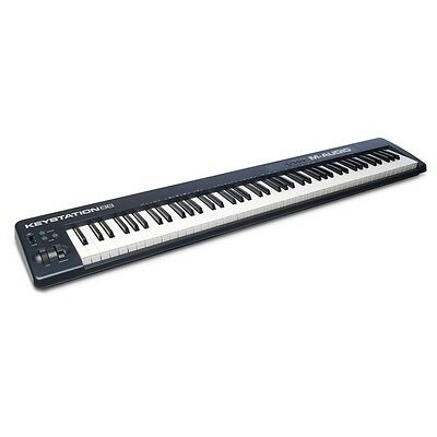 M-Audio Keystation 88 MKII MK2 USB MIDI Keyboard Controller Inc Warranty