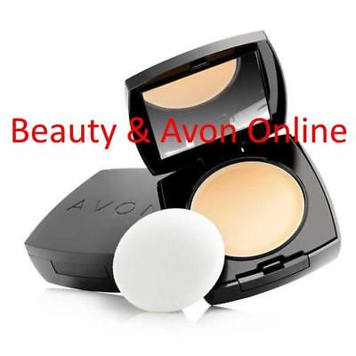 Avon True Color FLAWLESS Cream-to-Powder Foundation  **Beauty & Avon (Flawless Foundation)