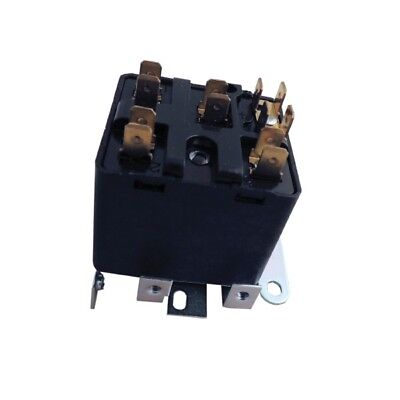 Supco 9071 Potential Relay 420 Continuous Coil Voltage
