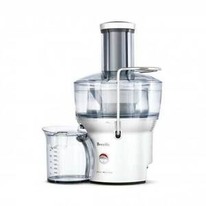 Breville the Juice Fountain Compact Juicer hardly used Surfers Paradise Gold Coast City Preview