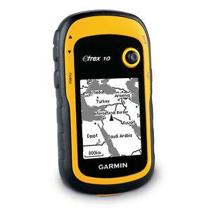 GARMIN eTrex 10 Handheld GPS Receiver Navigator 010 00970